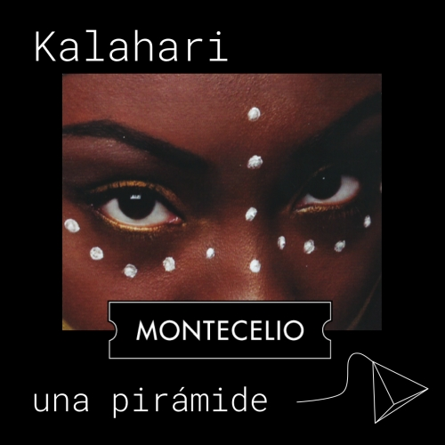 Kalahari Montecelio, 1 pirámide, 2  g