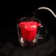 Filtro Koziol Mimmi, rojo, BPA Free