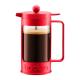 Cafetera Bodum Bean 11375-294, 0,35 l, rojo