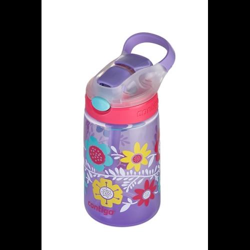 Botella Contigo Gizmo Flip, 420 ml, lila, BPA Free