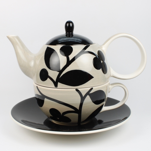 Tea For One Siluet, 350/200 ml, cerámica