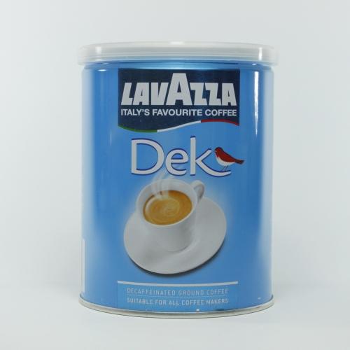 Café Lavazza Descafeinado, molido, 250 g