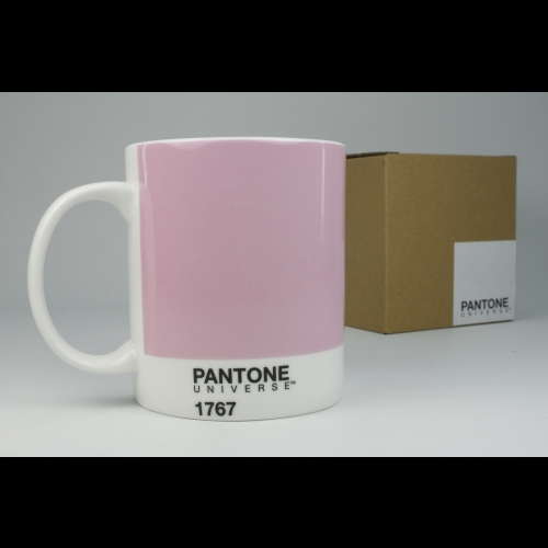 Taza / Mug Pantone Rosa, 1767, 340 ml, porcelana