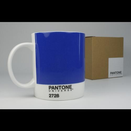 Taza / Mug Pantone Azul 2728, 340 ml, porcelana
