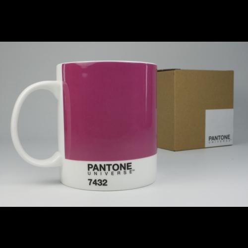 Taza / Mug Pantone Rosado 7432, 340 ml, porcelana