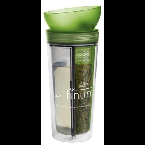 Vaso Térmico c/ Filtro Finum Traveler Zita, 300 ml, verde
