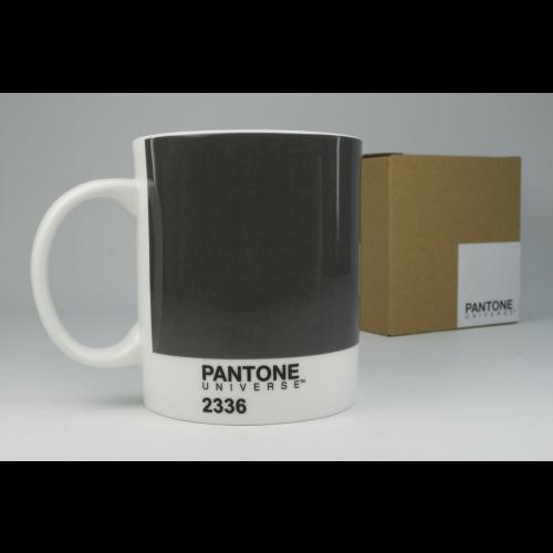 Taza / Mug Pantone Gris 2336, 340 ml, porcelana