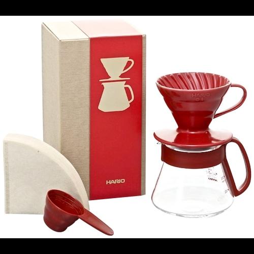 Cafetera Goteo Hario VDS-3012R V60, 300 ml