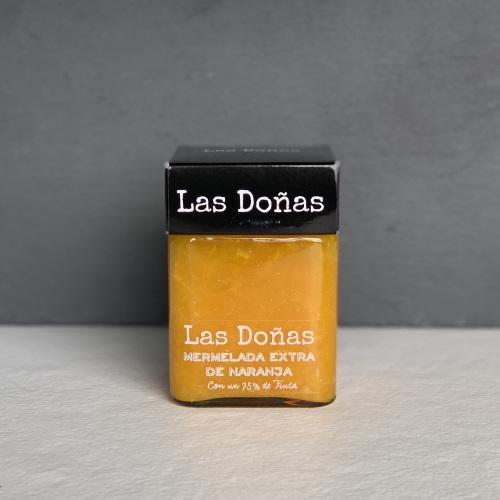 Mermelada Las Doñas Extra de Naranja, 270 ml