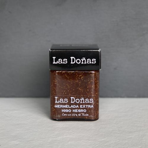 Mermelada Las Doñas Extra de Higo Negro, 270 ml