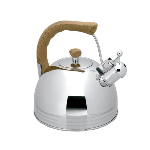 Calentador / Hervidor Silbante Retro, 2.000 ml, acero inoxidable