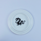 Taza c/ Filtro Tea Logic Zhu, 300 ml, rojo/negro, porcelana