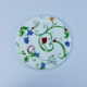 Taza c/ Filtro Tea Logic Fleurette, 300 ml, porcelana