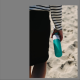 Botella Dopper Sea Green, 450 ml, verde,plástico BPA Free