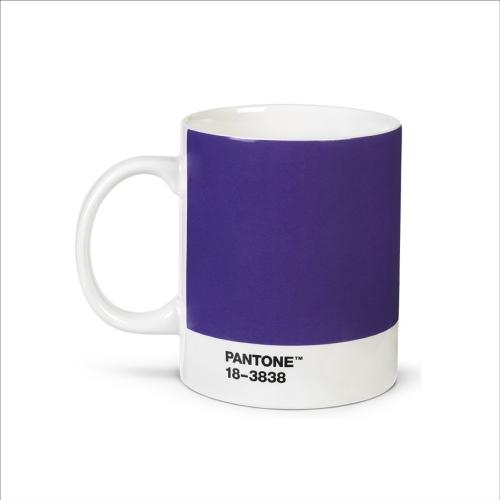 Taza / Mug Pantone Violeta 18-3838, Color of The Year 2018,  375 ml, cerámica