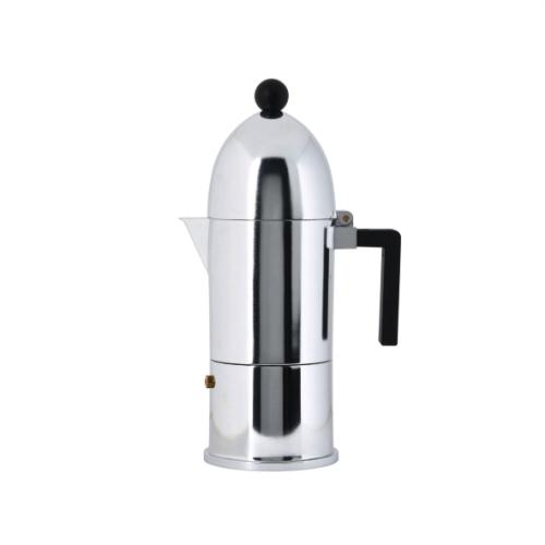 Cafetera Alessi La Cupola A9095/6 B, 6 tazas, aluminio