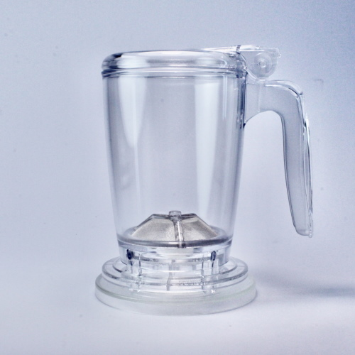 Tetera Gravedad Odín, 400 ml, tritan, BPA  free