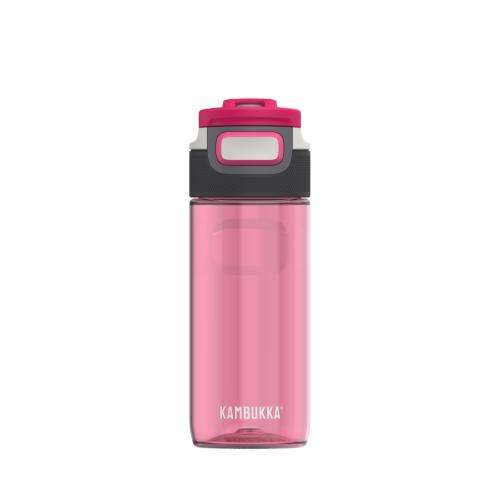 Botella Kambukka Elton Pearl Brush11-03004, 500 ml, rosa, tritan, BPA Free