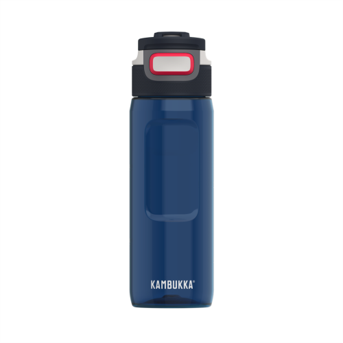 Botella Kambukka Elton Midnight Blue 11-03008, 750 ml, azul, tritan, BPA Free