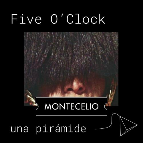 Five O'Clock Montecelio,1 pirámide, 2 g
