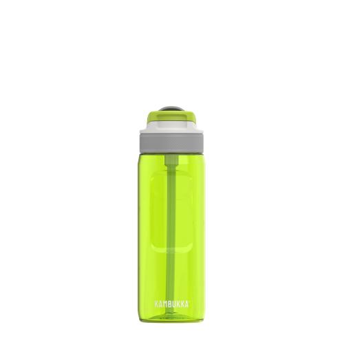Botella Kambukka Lagoon Apple 11-04002, 750 ml, verde, tritan BPA Free