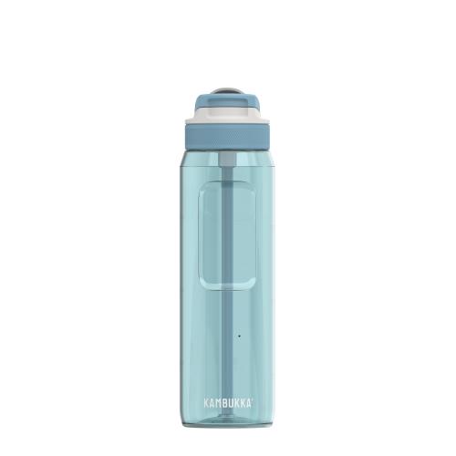 Botella Kambukka Lagoon Artic Blue 11-04008, 1.000 ml, turquesa, tritan BPA Free