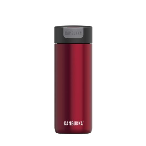 Vaso Térmico Kambukka Olympus Ravenus Red 11-02007, 500 ml, rojo, acero inoxidable, BPA Free