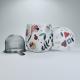 Taza c/ Filtro Könitz Snuggle Love Potion , 380 ml, porcelana