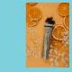 Filtro p/ Botella 24Bottles, acero inoxidable, gris, BPA Free