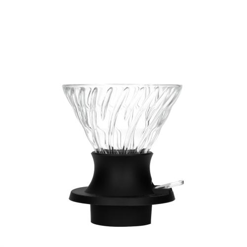 Cafetera Hario Inmersion Dripper Switch SSD-200, 200 ml, cristal, silicona y acero