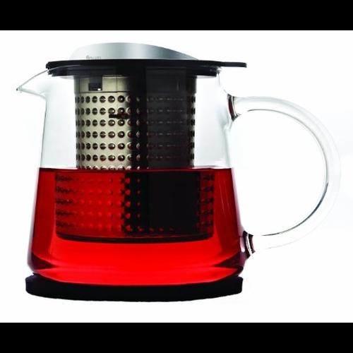 Tetera Finum Tea Control, 400 ml, borosilicato