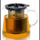 Tetera Finum Tea Control, 800 ml, borosilicato