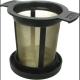 Taza Finum c/filtro, 200 ml, borosilicato
