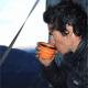 Vaso Plegable c/ Tapa Sea To Summit XSeal & Go, 215 ml, naranja, silicona BPA Free