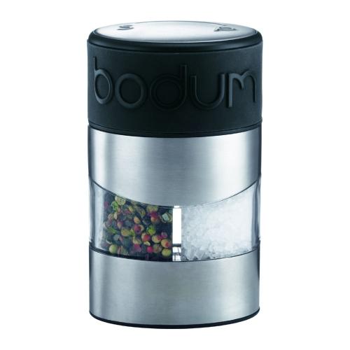 Molino Especias Bodum TWIN 11002-01, negro