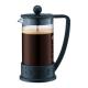 Cafetera Bodum Brazil 10948-01, 0,35 l, negro