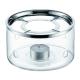 Calentador Bodum Bistro 10447-16, Ø 13,5 cm, borosilcato, acero inoxidable