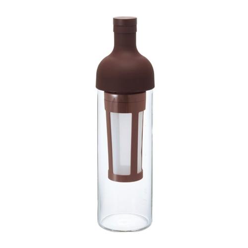 Botella Hario Café Frio Mizudashi FIC-70-CBR, 650 ml, marrón