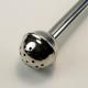 Bombilla para Mate Esfera, 170 mm, acer inoxidable