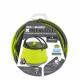 Calentador / Hervidor Plegable Sea To Summit XKettle, 1.300 ml, verde, silicona/aluminio anodizado BPA Free