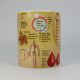 Taza / Mug Könitz Knowledge Medicine, 450 ml, porcelana