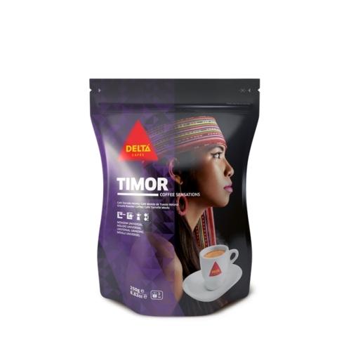 Café Delta Timor, 250 g, molido