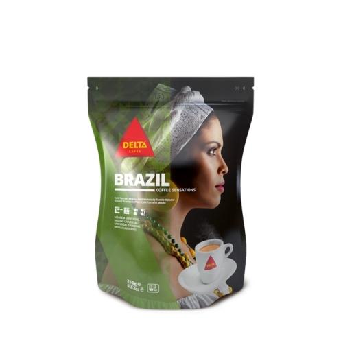 Café Delta Brazil, 250 g, molido