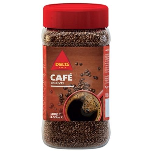 Café Delta Soluble, 100 g