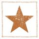 Servilleta PPD Start Fashion Copper, 330 x 330 mm