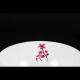 Taza c / Plato Tea Logic Cerezo, 200 ml, porcelana