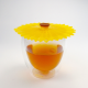 Tapa Charles Viancin Hibisco, set 2, Ø 100 mm, silicona