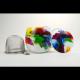 Taza c/ Filtro Könitz Snuggle On Colour, 380 ml, porcelana