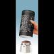Envase Dosificador Café Meliconi Bistrot, 300 g, metal