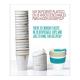 Vaso Reutilizable KeepCup Ash, 227 ml, azul/grafito/gris, plástico BPA Free
